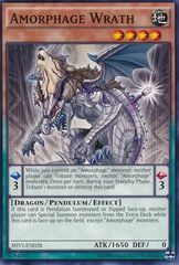 Amorphage Wrath - SHVI-EN028 - Common - Unlimited Edition