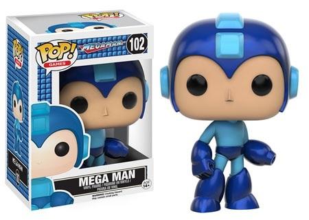 Games Series - #102 - Mega Man (Mega Man)