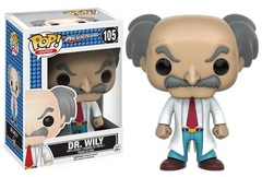 Games Series - #105 - Dr. Wily Funko (Mega Man)