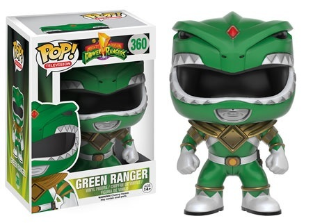 TV Series - #360 - Green Ranger (Power Ranger)
