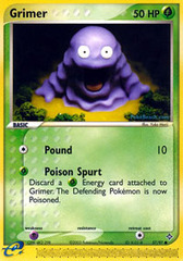 Grimer - 57/97 - Common