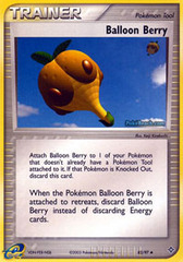 Balloon Berry/97 82 - Uncommon