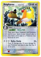 Ampharos δ - 1/101 - Holo Rare on Channel Fireball