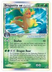 Dragonite EX δ - 91/101 - Holo Rare