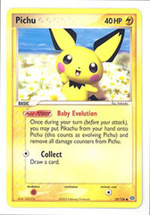 Pichu - 59/106 - Common on Channel Fireball