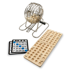 Bingo - Classic (Old-Time Bingo Set)