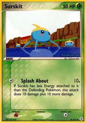 Surskit - 76/101 - Common