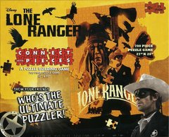 The Lone Ranger - Connect with Pieces