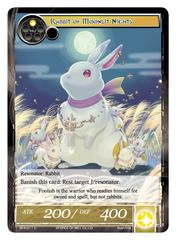 Rabbit of Moonlit Nights - BFA-011 - U - Foil