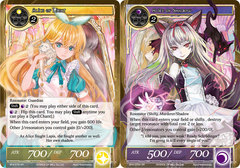 Alice of Light // Alice of Shadow - BFA-076 - SR - Full Art