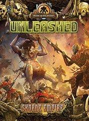 Iron Kingdoms Unleashed Full Metal Fantasy RPG: Skorne Empire