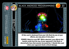 Black Android Programming - C1