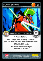 Black Impact - C7 on Channel Fireball