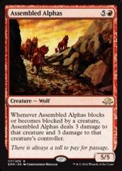 Assembled Alphas - Foil