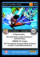 Blue Flying Kick - C19 - Foil on Channel Fireball