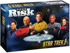 Risk -  Star Trek - 50th Anniversary Edition