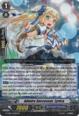 Admire Successor, Lyrica - G-CB03/020EN - R on Channel Fireball