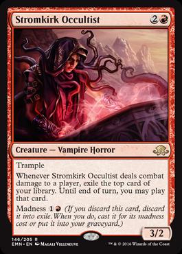 Stromkirk Occultist - Foil