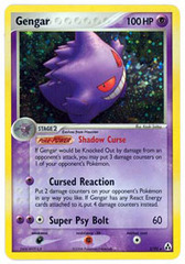 Gengar - 5/92 - Holo Rare on Channel Fireball