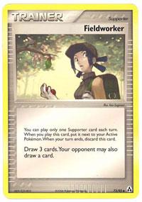 Fieldworker - 73/92 - Uncommon