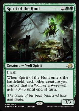 Spirit of the Hunt - Foil