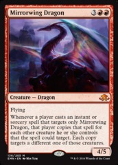 Mirrorwing Dragon - Foil