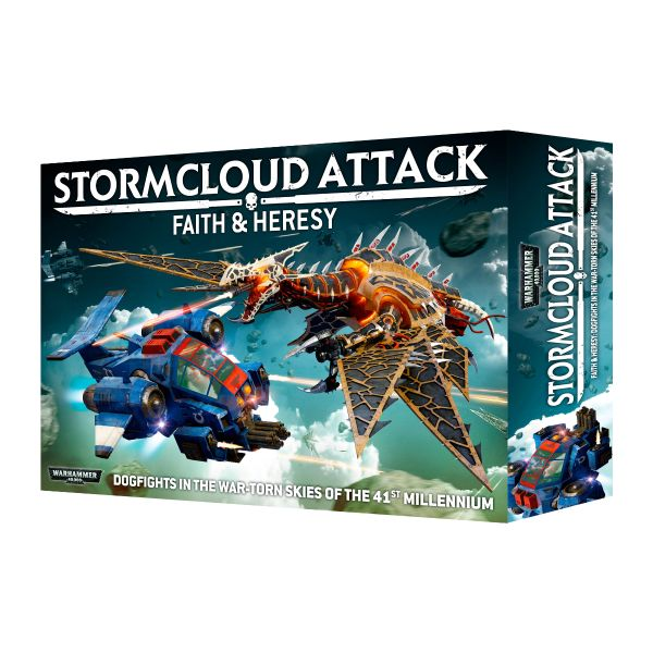 Stormcloud Attack - Faith and Heresy