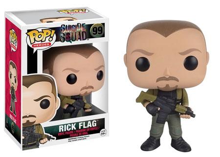 Heroes Series - #99 - Rick Flag