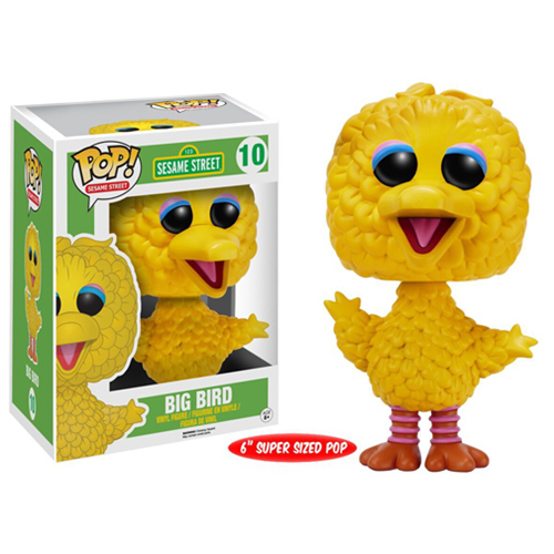 Sesame Street Series - #10 - Big Bird