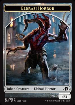 Eldrazi Horror Token