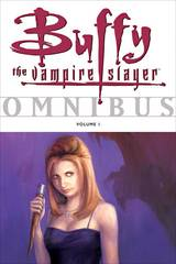 Buffy The Vampire Slayer Omnibus Trade Paperback Vol 01 (New Printing)
