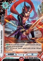Twin Fine Blades, Yoshichika - BT01/051EN - C - Parallel