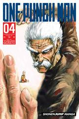 One Punch Man Gn Vol 04 (Nov151742)