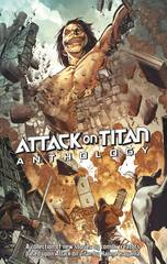 Attack On Titan Anthology PX Exclusive Edition