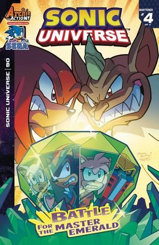 Sonic Universe #90 Cvr A Reg Yardley
