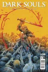 Dark Souls Legends Of The Flame #1 (Of 2) Cvr B Crook