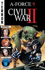 A-Force #9 (Vol 2)