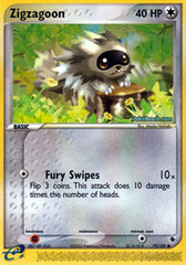 Zigzagoon - 79/109 - Common