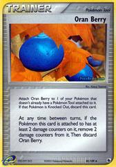 Oran Berry - 85/109 - Uncommon