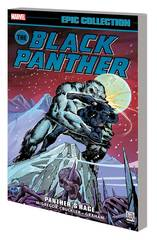 Black Panther Epic Collection - Panther's Rage