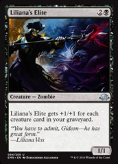 Liliana's Elite - Foil