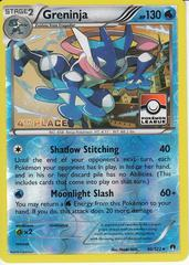 Greninja - 40/122 - XY Breakpoint - Pokemon League Promo (4th Place)