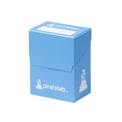 Blue 80-Card Deck Box