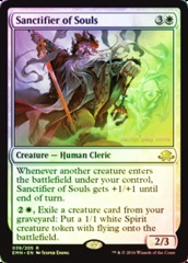 Sanctifier of Souls - Foil - Prerelease Promo