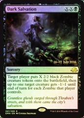 Dark Salvation (Eldritch Moon Prerelease Foil)