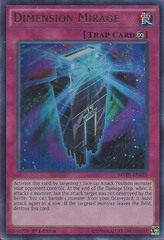 Dimension Mirage - MVP1-EN025 - Ultra Rare - 1st Edition