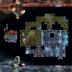 Star Wars Imperial Assault: Skirmish Map - Training Ground