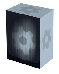 Legion - Deck Box - Iconic Gear