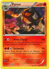 Pyroar - 23/114 - Rare
