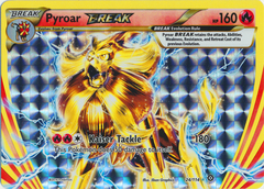 Pyroar BREAK - 24/114 - Rare BREAK